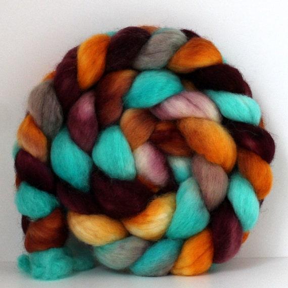 RODEO -  BFL Wool Top Roving 3.6 oz