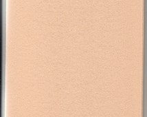 Pure Wool Felt Sheet - Skin - Various Sizes