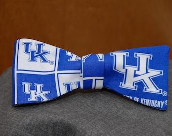 Kentucky Wildcats  Bow tie