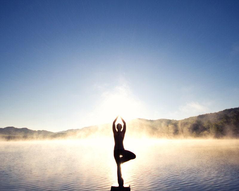 Yoga Art Photography Yoga Art Photo Tree Po...