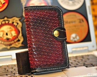 The Hot Basket Super Squire- mens wallet (non-chain)