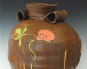 Sale! Large Ceramic Pot - Floor Vase - Stoneware Pottery