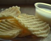 Potato Chips and Dip Fun Food Snack Soap