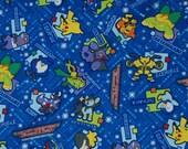 Pokemon Japan Fabric - 1.5 yard (RESERVED)
