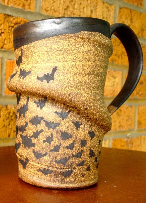 For Rebekah - Bat Mug
