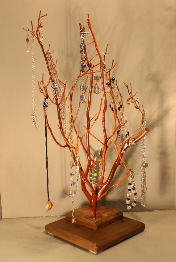 Jewelry Tree - Twin Branch Manzanita - Tall - 976