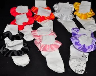 Ruffle Socks (3 for 10.00)