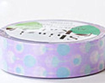 Shinzi Katoh Masking Tape - Soda Bubbles