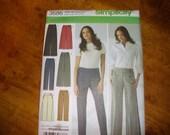 Simplicity Pattern 3686 sizes 6, 8, 10, 12, 14 Uncut