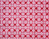 Domestic Bliss Lattice 1 Yard Cut - Pink Colorway