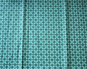 Domestic Bliss Lattice 1 Yard Cut - Aqua Colorway