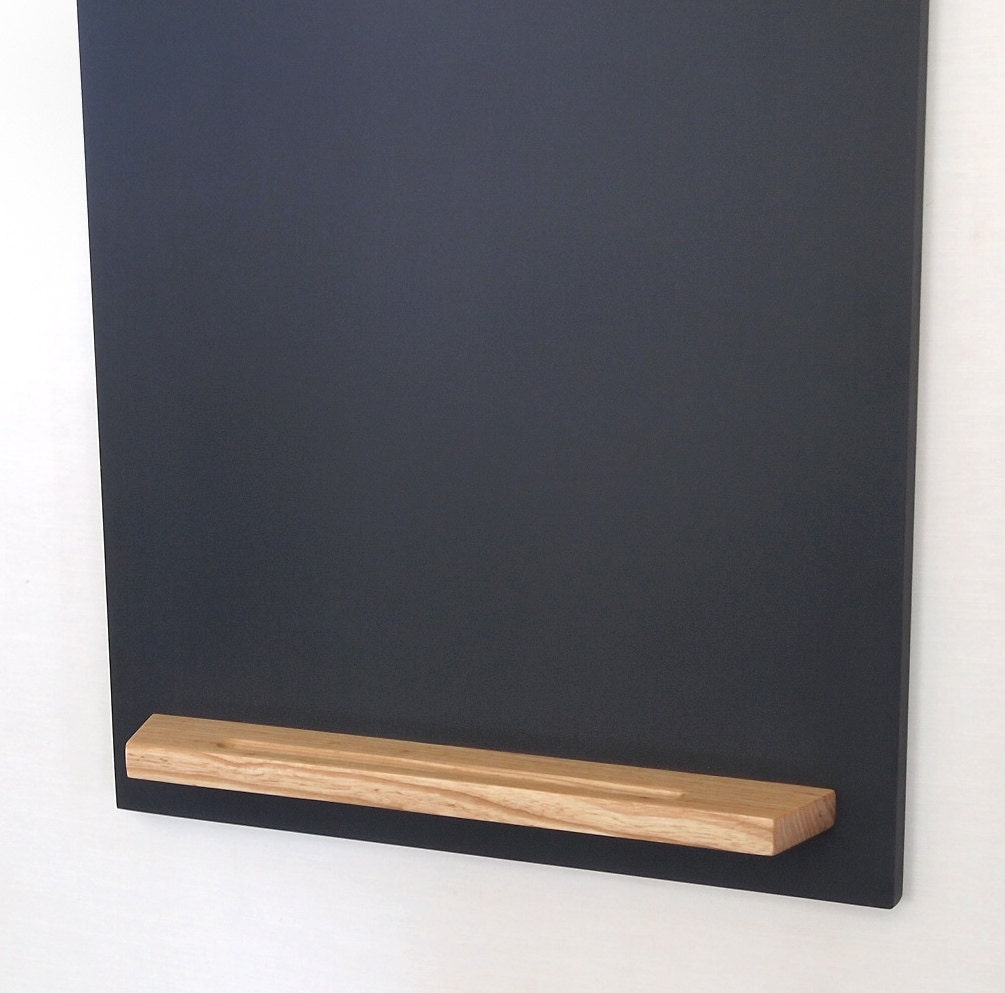 modern chalkboard with tray  x  hanging - 🔎zoom