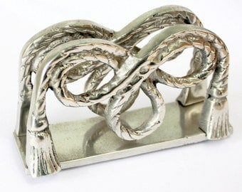 METAL //// Napkin Holder