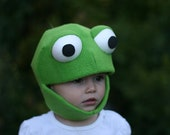 Reserved for coolgirl001 - Frog Mask Size Adult with red around mouth