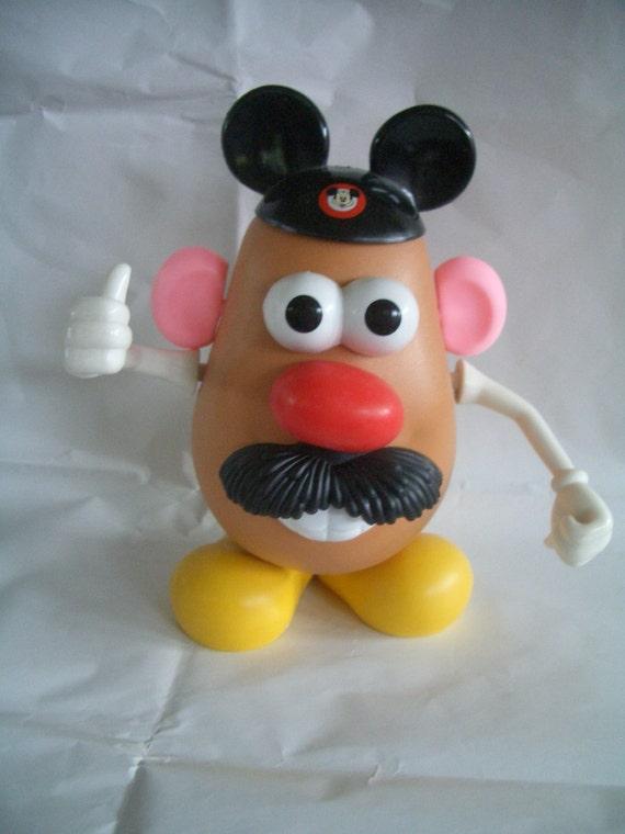 Disney-Toy - Mr Potato Head Mickey Mouse in original box