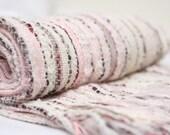 I Do Love You, Handwoven Shawl, Wrap