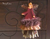 Autumn Fall Angel Tassel