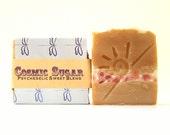 Herbal Vanilla Soap / COSMIC SUGAR / Homemade Soaps