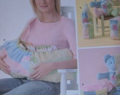 Baby Accessories and Toys Simplicity Pattern