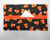 Candy Corn Tissue Cozy/Gift Card Holder/Party Favor/Wedding Favor