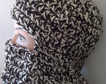 NinnyNoodleNoo: Knitted Balaclava Pattern