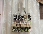 gypsy style boho/hippie bag