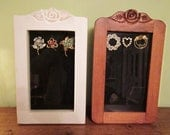 pin box, jewelry box, shadow box