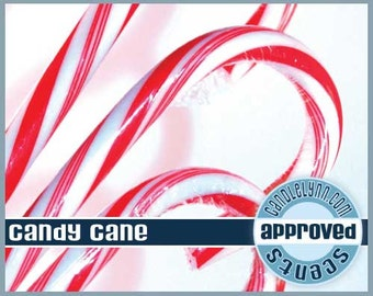 CANDY CANE Clam Shell Package - Tarts - Break Apart Melts