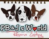 PBJ World Reserve Listing for Krista