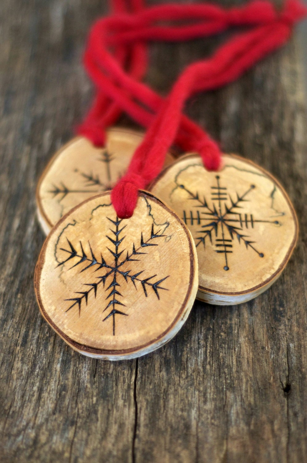 Handmade Polish Christmas Ornaments