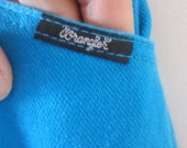 vintage (M) Turquoise Wrangler Vintage High-waisted Jeans