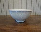 Texasware Tan Confetti Melamine Mixing Bowl