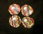 Rainbow Small Chevron Magnet Set