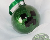 Creeper Ornament