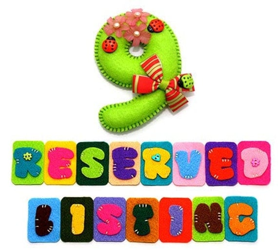 Reserved listing for Jesi
