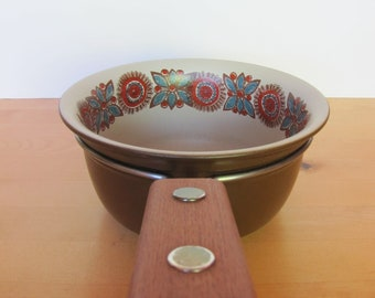 Vintage Figgjo Flint Serving Bowl