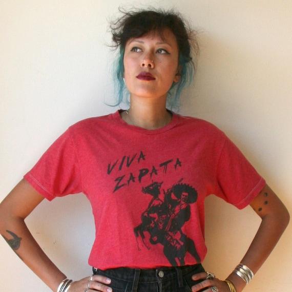 70s Viva Zapata T Shirt Sz M