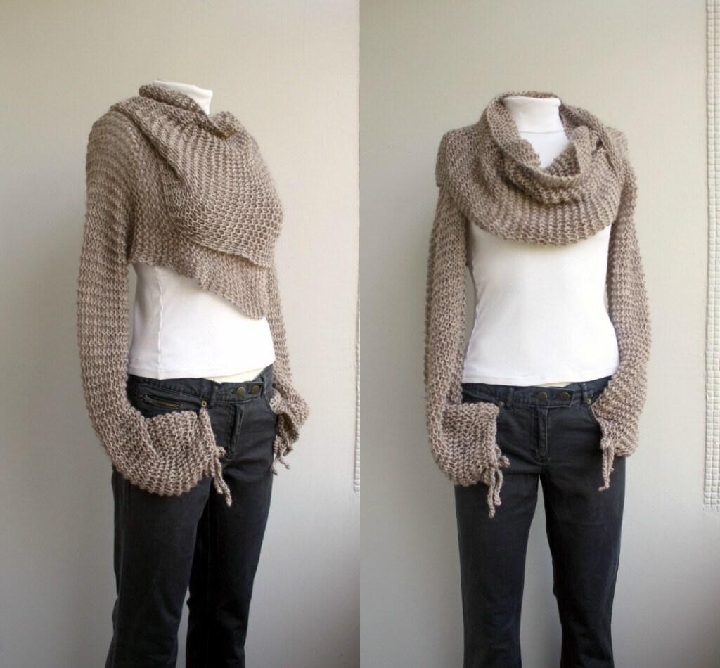 Bolero Scarf Shawl Neckwarmer Crochet Pattern : Chandeliers & Pendant Lights