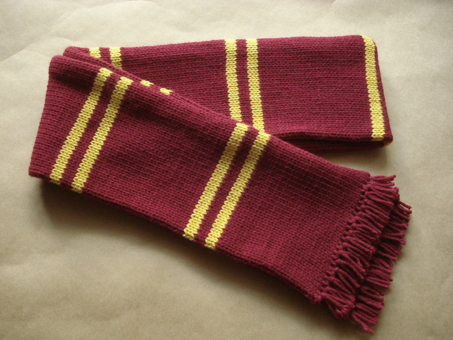 Free Knitting Pattern For Harry Potter Scarf ~ Ipaa.info for .