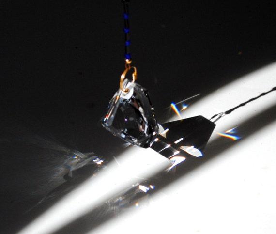 Trinity Crystal Sun Catcher - 3rd in Series