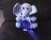 Little Grey Elephant Soft Toy
