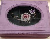 Jewelry Box - Lavender - Shabby Chic