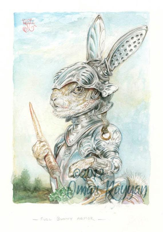Full Bunny Armor