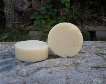 Apple Cider Shampoo Organic Cold Process Soap One Ounce size travel/camping/gift/trial.