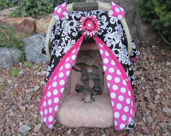 Car seat Canopy Free Shipping Code Today / Car seat cover / car seat canopy / carseat cover / carseat canopy / nursing cover