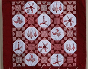Tis the Season Quilt Pattern