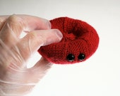 Knit your own red blood cells (pdf knitting pattern)