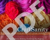 CraftSanity Magazine Issue 2 PDF Edition