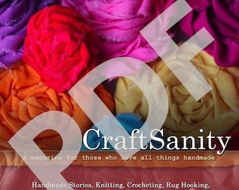 CraftSanity Magazine Issue 2 PDF Edition