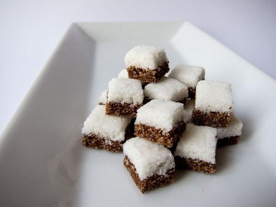 Chocolate Coconut Sugar Cubes (30 pieces)